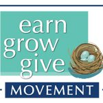 Join the Earn Grow Give Movement!
