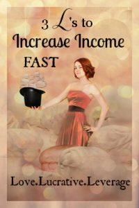 Increase Income Fast