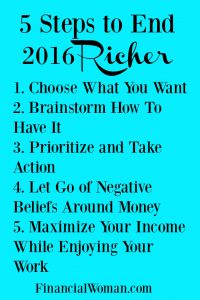 Money Tips for 2016
