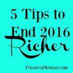 Money Tips for 2016