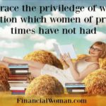Is Financial Education for Women Really Lacking?