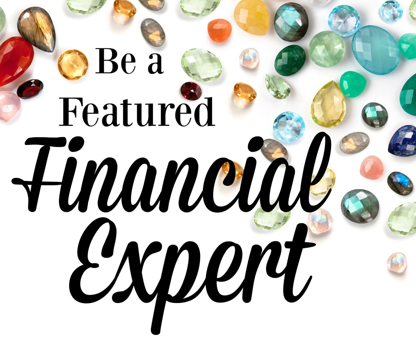 Be a Financial Expert